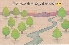 Birthday Card with Envelope for Grandfather