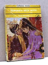 TELEFONATA NELLA NOTTE - S.Howatch [Collez. Intimità n.116, Cino del Duca 1972]