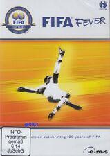 DVD + FIFA Fever + 100 Jahre Fußball + Highlights aus 17 Weltmeisterschaften +