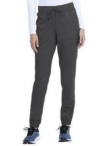 Scrubstar Women's Fashion Premium Ultimate Jogger Scrub Pants Pewter/ Gray Small
