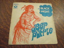 45 tours Deep Purple - Black Night