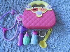 Sesame Street Elmo & zoe doctor/ nurse/ purse pouch makeup bag 7 PIECE