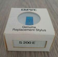 Empire Scientific Replacement Stylus S200 E - NEW (NOS)