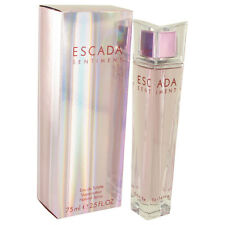 SENTIMENT BY ESCADA FOR WOMEN-EDT-SPRAY-2.5 OZ-75 ML-AUTHENTIC-MADE IN UK