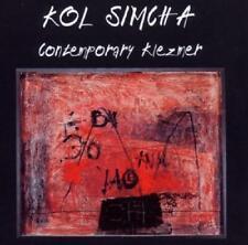 KOL SIMCHA = contemporary klezmer = CD = groovesDELUXE!