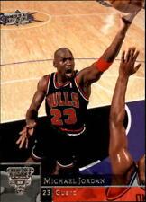 Michael Jordan #23 Upper Deck 2009/10 NBA Basketball Card