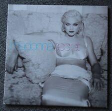 Madonna, secret, CD single 4 titres