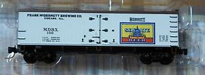 Micro-Trains Line Z #51800300 Senate Brewing Co. 40' Wood Reefer Rd #100