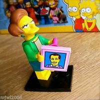 LEGO 71009 THE SIMPSONS Minifigures EDNA KRABAPPEL #14 SERIES 2 SEALED Minifigs