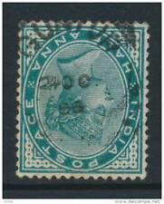 INDIA, squared Circle postmark GUNTUR (D)