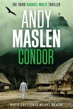 Condor, Paperback by Maslen, Andy, Brand New, Free P&P in the UK