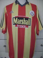 0fef93020 GALATASARAY 1998 ADIDAS TURKEY HOME JERSEY FOOTBALL SHIRT M VINTAGE  INDOSSATA
