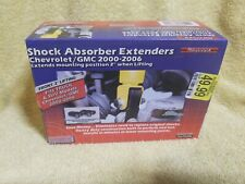 2000-2006 Chevy K1500 K2500 K3500 Front Shock Extenders Extensions Lift Kit