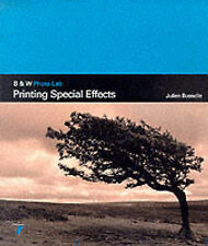 Printing Special Effects (B & W Photo-lab), Busselle, Julien, Used; Good Book