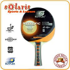 SUNFLEX MANDARIN-Concave Training Table Tennis Bat with EVA LAYER Handle 10330