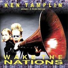 Wake the Nations by Ken Tamplin (CD, Aug-2004, Flying Leap Records) NEW Sealed
