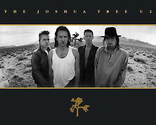 U2 - The Joshua Tree Promotional Poster, 8x10 Photo