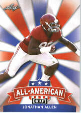 2017 Leaf Draft Football All-American #AA-13 Jonathan Allen