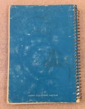 Country Western Hymnal spiral Pb Singspiration vintage 70's/80's pocket size