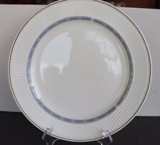 "Wedgwood Insignia WW25 (Blue & Gold Band) 12"" Chop Plate--Looks New!"