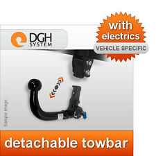 wagon 00//07+13-pin electric kit Detachable towbar Ford Mondeo Turnier estate s