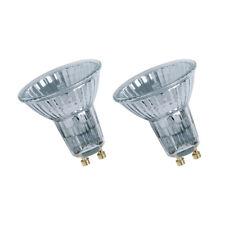 2x NEOLUX Lámpara halógena reflector 35w GU10 HALOPAR 16 ALUMINIO 230v 64820 FL