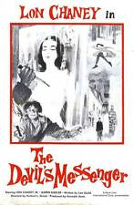 THE DEVIL'S MESSENGER Movie POSTER 27x40