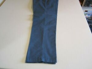Marks and Spencer Gents Trousers  36 x 29 Blue Used