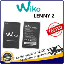 BATTERIA WIKO JERRY 1800 mAh  PER WIKO LENNY 2 3 JERRY IN BULK