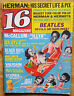 ♫ Beatles, Beach Boys, Rolling Stones, Man From Uncle,  16 MAG Sept 1965  ♫