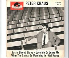PETER KRAUS - singt Evergreens  ***EP***