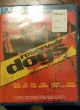 Factory sealed Reservoir Dogs (Blu-ray Disc, 2007)