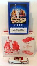 Brooklin Models 1/43 Scale - BRK22 1958 Edsel Citation & Video Set Vol.2