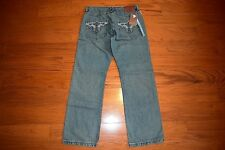 ANTIK DENIM - Relaxed BOOT CUT Blue Jeans - Men Size 36 x 33 - NWT