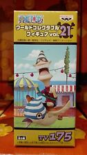 ONE PIECE WCF Vol. 21 175 FIGURA FIGURE WORLD COLLECTABLE NEW NUEVA