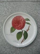 ASSIETTE DE COLLECTION VILLEROY & BOCH camellia 1989
