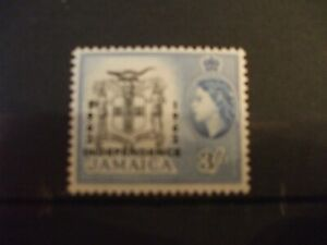JAMAICA  1962 Independence.lPart Set of 1vs MH Cat 1.00 (1Z8)