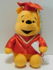 Graduation Winnie the Pooh Plush About 10.5 inch
