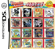 468 Games in 1 NDS Game Cartridge Multicart For Nintendo DS NDSL NDSi 3DS 2DS XL