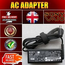 Genuine Sony Vaio SVT11215CG PCGA-AC71 Adapter Charger 19.5v 2a 40w