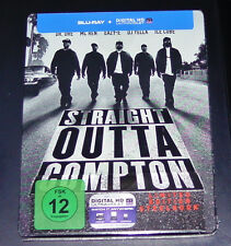 STRAIGHT OUTTA COMPTON LIMITÉE STEELBOOK ÉDITION BLU-RAY