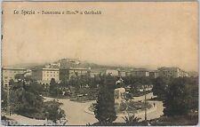 56076  -- CARTOLINA d'Epoca - LA SPEZIA città:  PANORAMA  1915