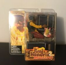 NEW 2004 McFarlane Toys Jimi Hendrix 2 At Monterey Action Figure June 18,1967