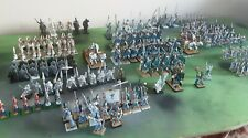 Warhammer Fantasy High Elves and Wood Elf Army Unfinished Project Part Pro Paint