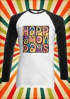 Happy Mondays Rock Band Music Men Women Long Short Sleeve Baseball T Shirt 1822
