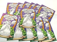 60 COLORING PADS ! CATRINA  DAY OF THE DEAD    DIA DE LOS MUERTOS      AWESOME !
