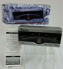 Ibanez Digital Chromatic Tuner LU10 battery operated