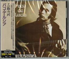 PACO DE LUCIA-FUENTE Y CAUDAL-JAPAN CD D59