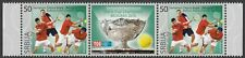Serbia 2008 ☀ Davis Cup Winners 2v with label ☀ MNH**