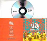 RIO MIRA Marimba Del Pacifico 2017 UK 12-trk promo test CD